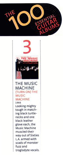 Turn On) The Music Machine